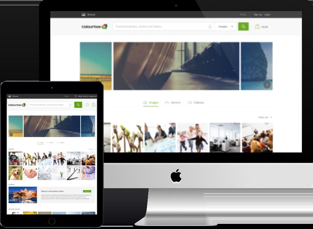 colourbox-website