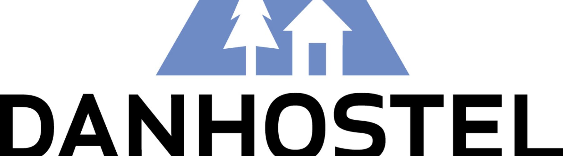 Danhostel logo  cover image
