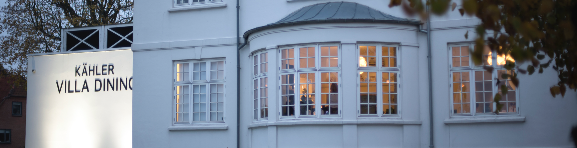 Kähler Villa Dining cover image