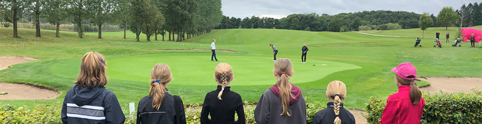 Dansk Golf Union cover image