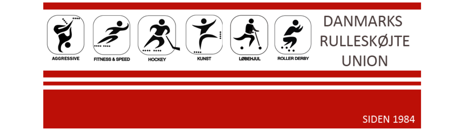 Danmarks Rulleskøjte Unions cover image