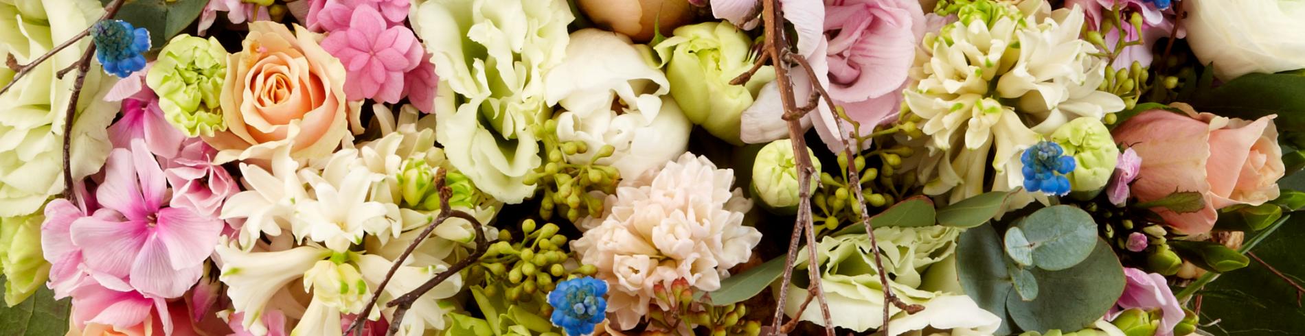 Blomster til alle livets begivenheder cover image