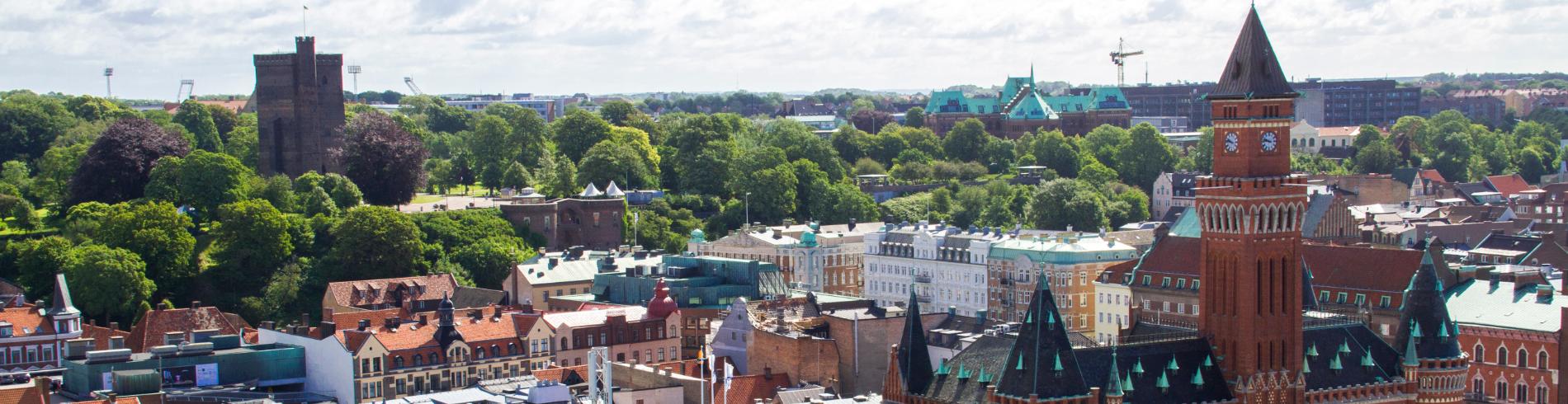 Helsingborgs stads publika mediebank cover image