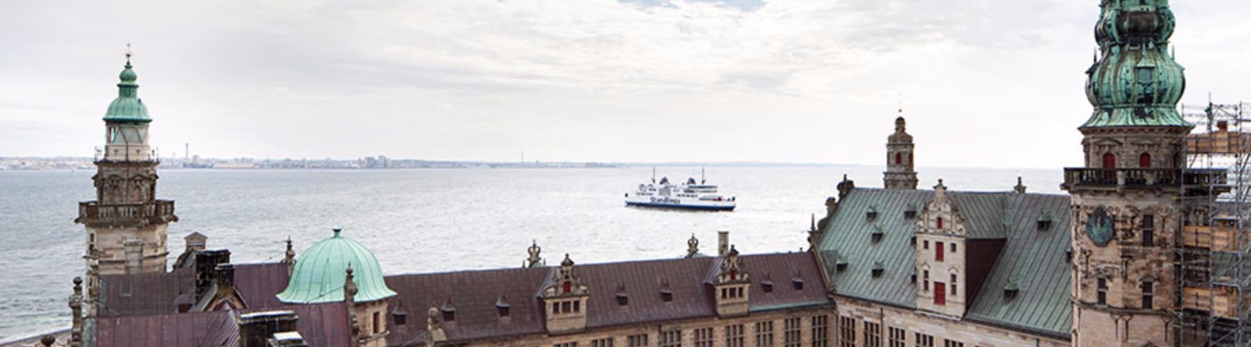 Kronborg slot og fæstning cover image