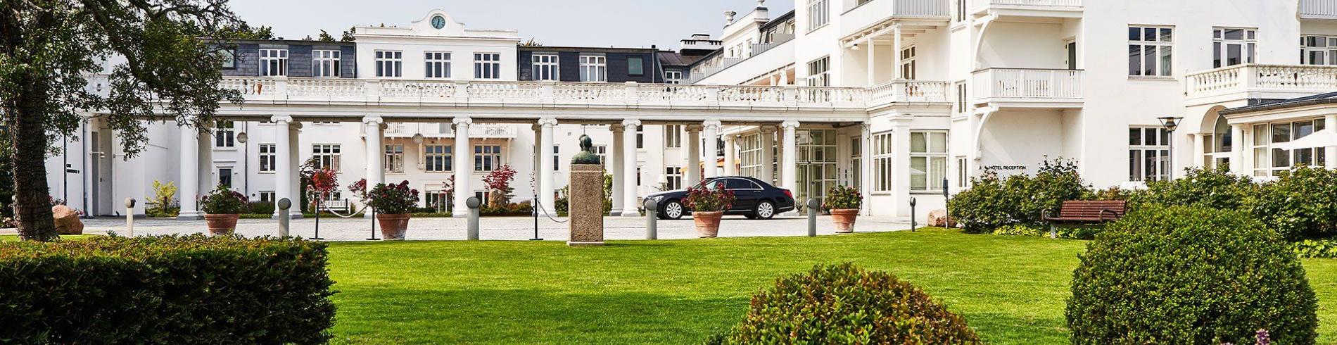 Kurhotel Skodsborg cover image