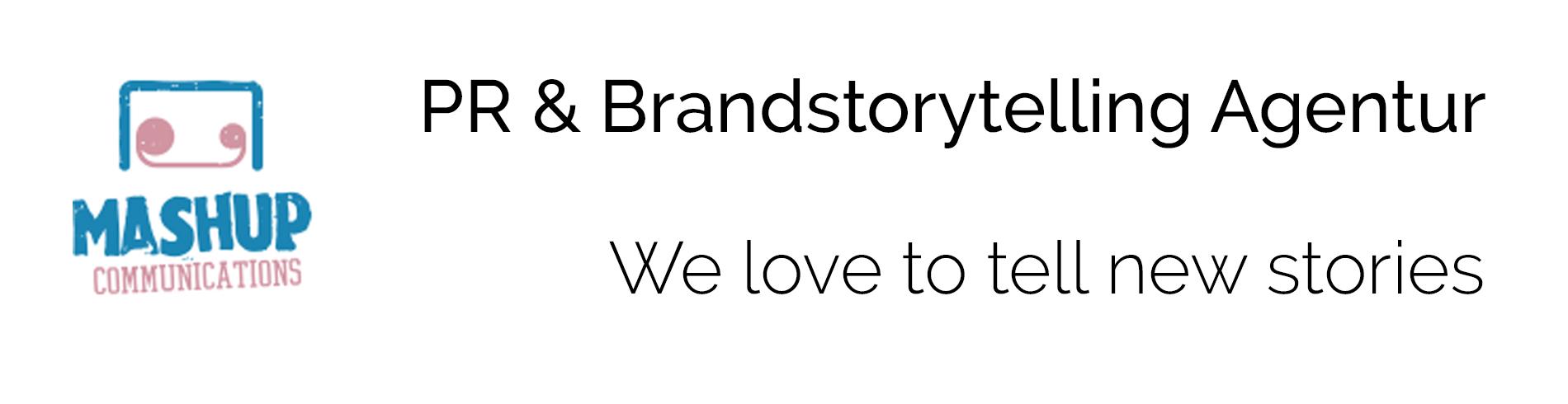 PR & Brand Storytelling Agentur cover image