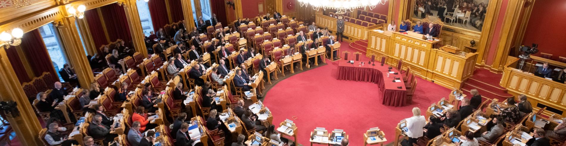 Billeder fra Nordisk Råds session og Nordisk Råds prisuddeling cover image