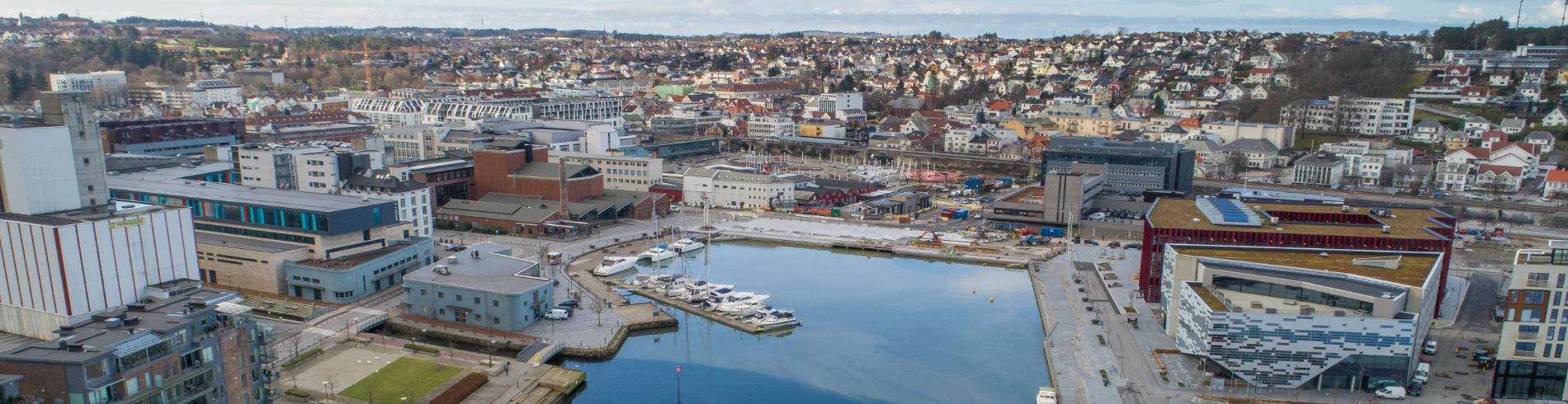 Sandnes kommune cover image