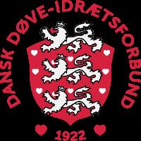 Dansk Døve-Idrætsforbund logo