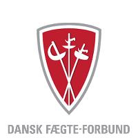 Dansk Fægte-Forbunds Mediebibliotek logo