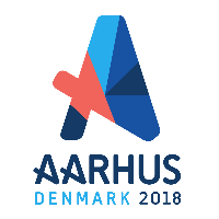 Hempel Sailing World Championships Aarhus 2018 logo