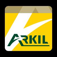 Arkils mediearkiv logo