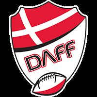 Dansk Amerikansk Fodbold Forbund logo