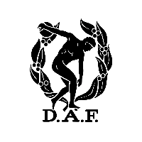 Dansk Atletik Forbund logo