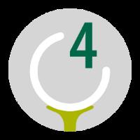 Juniordistrikt 4 logo