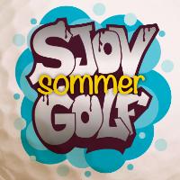 Sjov Sommergolf logo