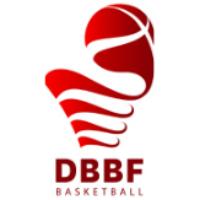 DANMARKS BASKETBALL FORBUND logo