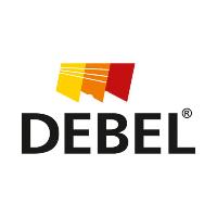 DEBELs mediedatabase logo