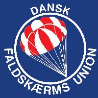 Dansk Faldskærms Union logo