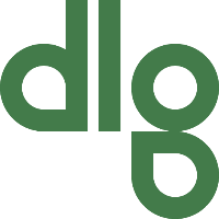 DLG PRESSE logo