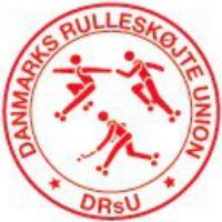 Danmarks Rulleskøjte Unions logo