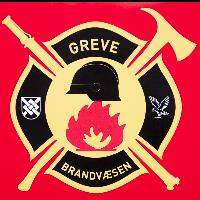Greve Ungdoms Brandvæsen logo