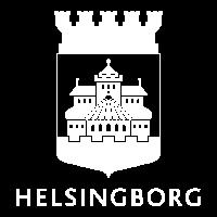 Helsingborgs stads publika mediebank logo