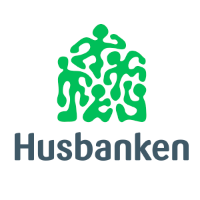 Husbankens mediebank logo