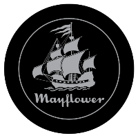 Mayflower download logo