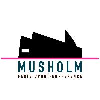 Musholm, Ferie - Sport - Konference logo