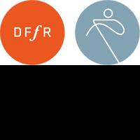 Dansk Forening for Rosports Mediebibliotek logo