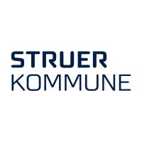Struer Kommune og Struer Lydens Bys mediebibliotek logo