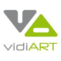 vidiART logo