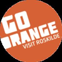GoOrange - VisitRoskilde logo