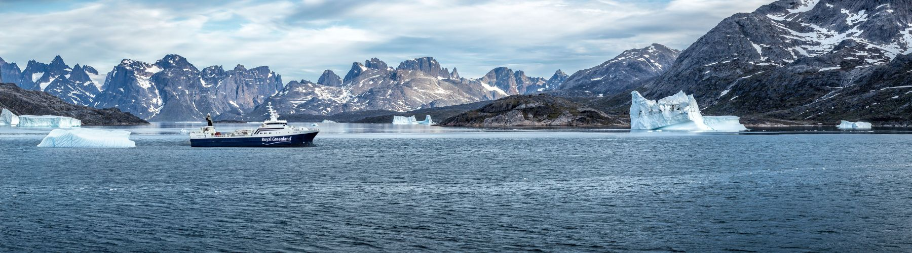 Royal Greenland A/S cover image