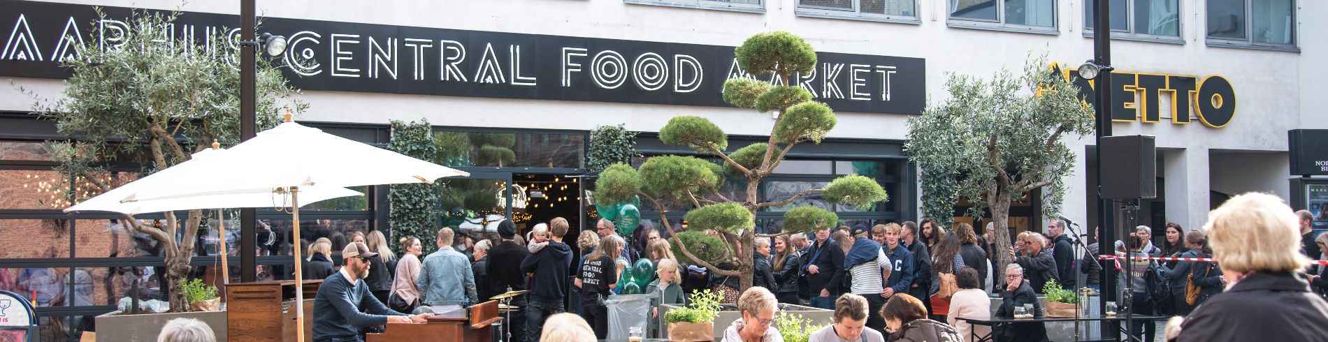 Aarhus Central Food Market cover image