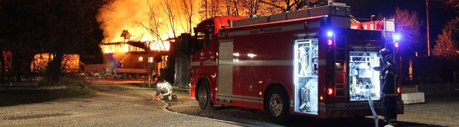Tårnby Brandvæsen cover image