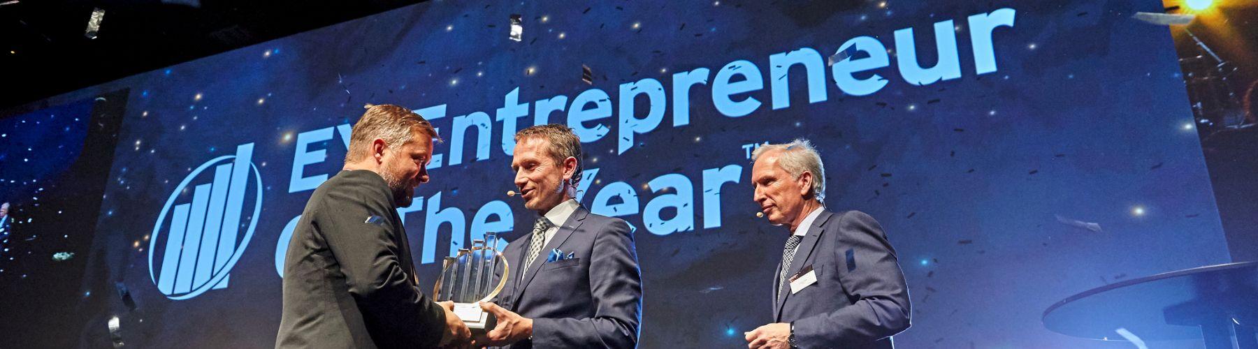 EY Entrepreneur of the Year Denmark cover image