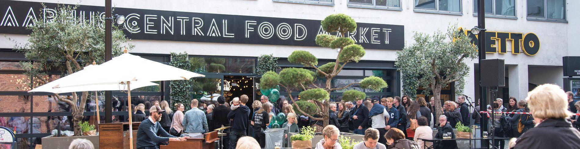 Aarhus Central Food Market cover image